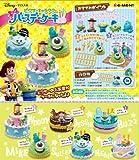ピクサーキャラクターバースデーケーキ 6個入りBOX