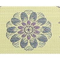 純国産/日本製 い草御前(仏前) 座布団 『ガンジー』 約70×70cm