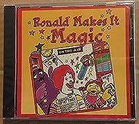 Ronald Makes It Magic