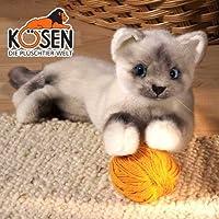 KOESEN (ケーセン社) ねそべり猫 (小) ヒマラヤン