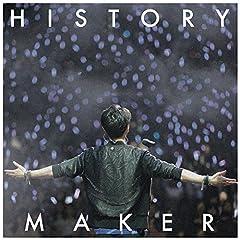 History Maker♪DEAN FUJIOKAのCDジャケット