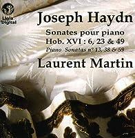 Sonates Pour Piano No. 13 38 Et 59