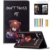 iPad Mini 1/ 2/ 3ケース–LittleMax ( TM ) [カードホルダー]スタンドケース自動スリープ/スリープ解除機能付きウルトラスリムフリップケースカバーfor Apple iPad Mini 1/ 2/ 3[ Freeクリーニングクロス、スタイラスペン] -- # 2バタフライ LittleMax
