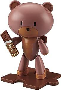 HGPG ガンダムビルドファイターズトライ プチッガイ ビタースィートブラウン & チョコレート 1/144スケール 色分け済みプラモデル