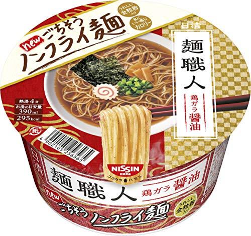 日清麺職人(醤油)の画像
