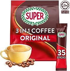 SUPER Original 3in1 Coffee, 35 sticks