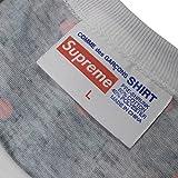 Size【S】 13SSドット迷彩柄ミラーBOXロゴTシャツ【白赤紺】 コムデギャルソン・シャツ画像④