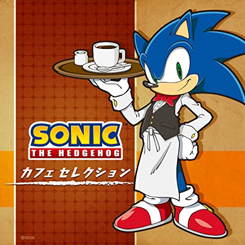 SONIC THE HEDGEHOG Cafe Selection