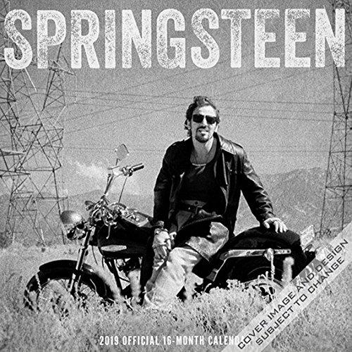 Bruce Springsteen 2019 Calenda...