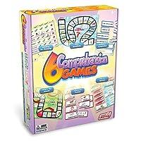 Junior Learning 6 Comprehension Games [並行輸入品]