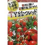 フタバ種苗 【一代交配】TYまなつレッド(トマト)種・小袋詰(10粒)