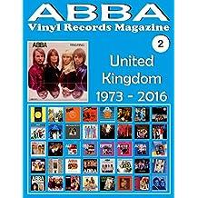 ABBA - Vinyl Records Magazine No. 2 - United Kingdom (1973 - 2016): Discography edited by Epic, Polydor, Polar... - Full Color.