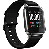 Xiaomi Haylou LS02 Smart Watch English Version for Android iOS Comfortable Sleep Management IP68 Waterproof Bracelet Heart Ra