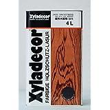 キシラデコール 木部保護塗料 #106 タンネングリーン 4L