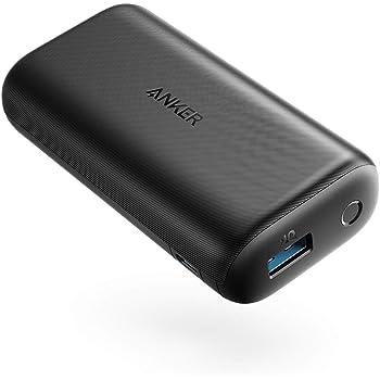 Anker PowerCore 10000 Redux(10000mAh 大容量 モバイルバッテリー)【PSE認証済/PowerIQ & VoltageBoost搭載/低電流モード搭載】iPhone&Android対応