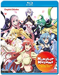 Monster Musume: Everyday Life With Monster Girls [Blu-ray] [Import]