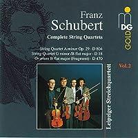 String Quartets 2 (1996-04-23)