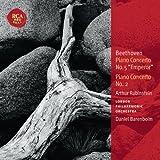 Beethoven: Piano Concertos Nos. 5 & 2: Classic Library Series