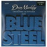 Dean Markley ディーンマークレー エレキギター弦 ブルースティール ニッケル Blue Steel Electric 2554 Custom Light .009-.046