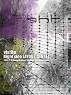 vistlip Right side LAYOUT[SENSE]2015.12.18 Yoyogi National Studium 2nd Gymnasium「初回限定盤」 [DVD](通常9日以内に発送)