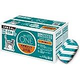 【Amazon.co.jp限定】 ピュリナ ワン キャットフード 成猫用(1歳以上) メタボリックエネルギーコントロール 太りやすい猫用 ターキー 4.4kg(400g×11袋入)