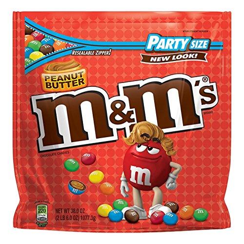 RoomClip商品情報 - M&M's (New-Party Size) (ピーナッツバター) [並行輸入品]