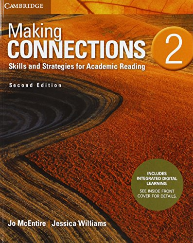 Download Making Connections Level 2 Student's Book with Integrated Digital Learning: Skills and Strategies for Academic Reading 1108657826