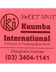 KUUMBA / クンバ『incense』(SWEET SPOT) (Regular size)