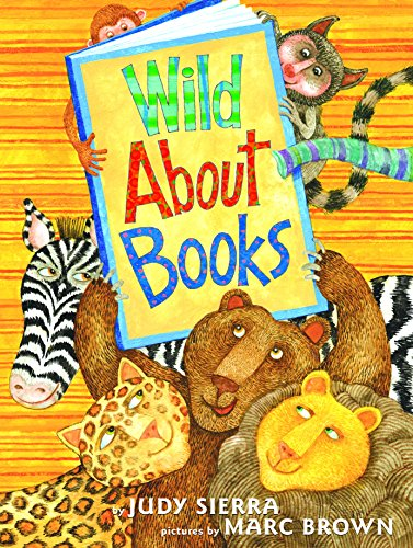amazon wild about books kindle edition by judy sierra marc