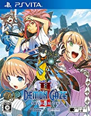 DEMON GAZE2 Global Edition