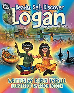 Ready. Set. Discover Logan by [Tyrrell, Karen]