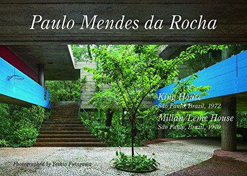 世界現代住宅全集 27 パウロ・メンデス・ダ・ローシャ キング邸 ミラン/レミ邸