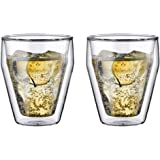 BODUM ボダム TITLIS ティトリス ダブルウォール グラス 250ml 2個セット 【正規品】 10481-1…