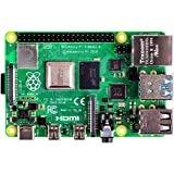 Raspberry Pi4 ModelB 4GB 技適マーク付き 正規代理店品 【RS/E14製】シングルボードコンピュータ ラズベリーパイ4 モデルB 4GB 開発ボード