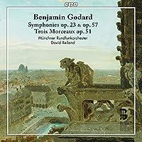 Benjamin Godard: Symphonic Works by M眉nchner Rundfunkorchester