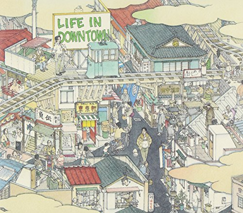LIFE IN DOWNTOWN(初回生産限定盤)の詳細を見る