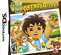 Go Diego Go: Safari Rescue (輸入版)