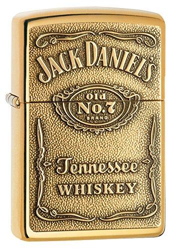 ZIPPO(ジッポー) Jack Daniel's Ligh...