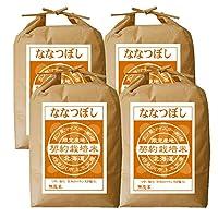 北海道産 ななつぼし 無洗米 20kg (5kg×4袋) 五つ星 お米 マイスター 契約栽培米 令和元年度産