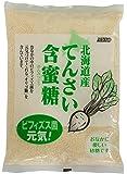 ムソー てんさい含蜜糖 500g×2袋