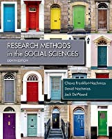 Research Methods in the Social Sciences by Frankfort-Nachmias Nachmias DeWaard(2014-10-17)