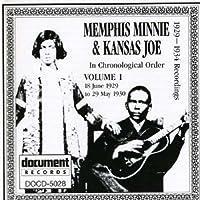 Memphis Minnie & Kansas Joe 1