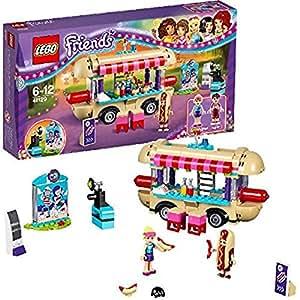 """レゴ (LEGO) フレンズ 遊園地""""ホットドッグカー"""" 41129"""