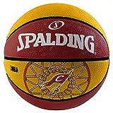 SPALDING(スポルディング) バスケットボール ボール NBAチーム 7号 ラバー