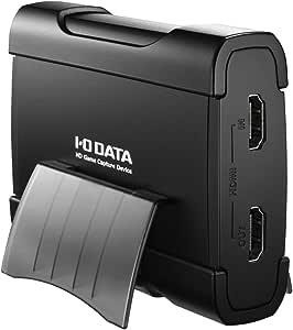 I-O DATA キャプチャーボード ゲームキャプチャー HDMI PC用 USB 3.0 ゲーム実況 録画 編集ソフト付 GV-USB3/HD