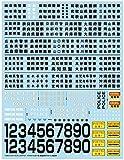 青島文化教材社 1/24 ディテールアップパーツシリーズ パトカーデカール 2020 西日本編 プラモデル用デカール