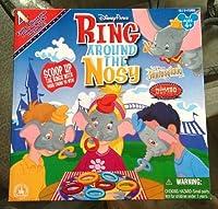 Disney Park Ring Around the Nosy Dumbo Game