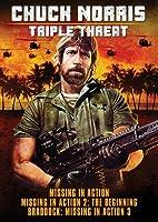 Chuck Norris: Triple Threat / [DVD] [Import]