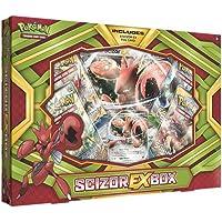 Pokemon TCG: Scizor-EX Box Card Game