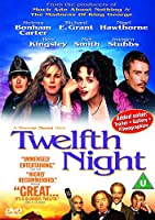 Twelfth Night: Or What You Will [DVD]